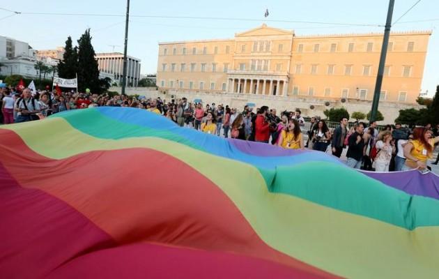 Οι Οικολόγοι Πράσινοι στο Athens Pride