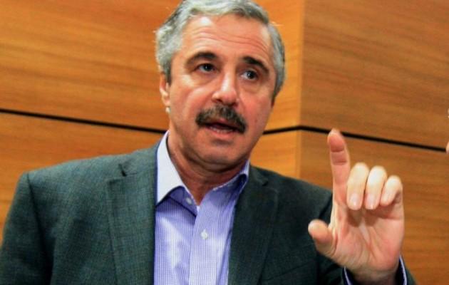 Greenpeace: Υπουργός «μεταλλαγμένων» ο Γιάννης Μανιάτης