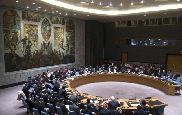 Συγκαλείται την Πέμπτη το Συμβούλιο Ασφαλείας του ΟΗΕ με θέμα την τουρκική εισβολή στη Συρία