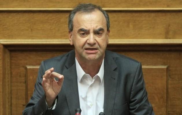Στρατούλης: Η κυβέρνηση έκανε άλλη μια άτσαλη κολοτούμπα