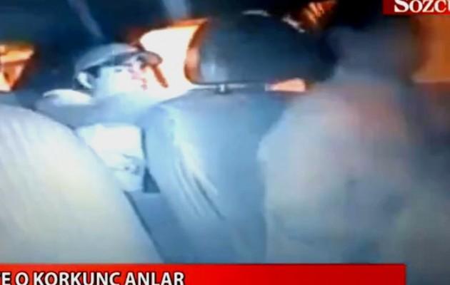 Σμύρνη: Ληστής δολοφονεί εν ψυχρώ οδηγό ταξί για λίγες λίρες (βίντεο)