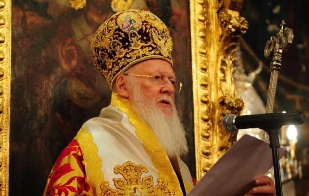 """""""Οικουμενικός Πατριάρχης Βαρθολομαίος: Ο ανοιχτόμυαλος"""""""