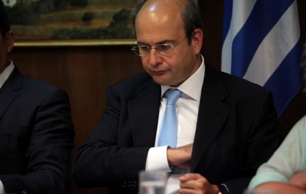 Χατζηδάκης: «Να παραιτηθεί ή να αποπεμφθεί ο υπουργός Δικαιοσύνης»