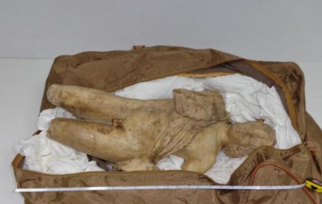Ο αρχιφύλακας ήταν μέλος κυκλώματος αρχαιοκαπήλων – Είχαν έργο του Πραξιτέλη