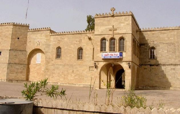 Οι τζιχαντιστές κατέλαβαν το μοναστήρι Μαρ Μπεχνάμ κι έδιωξαν τους καλόγερους