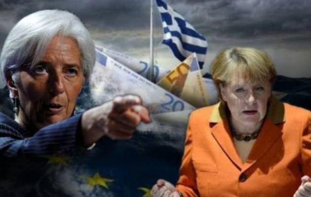 ΔΝΤ εναντίον Γερμανίας: Σταματήστε τη λιτότητα – Τυπώστε χρήμα!