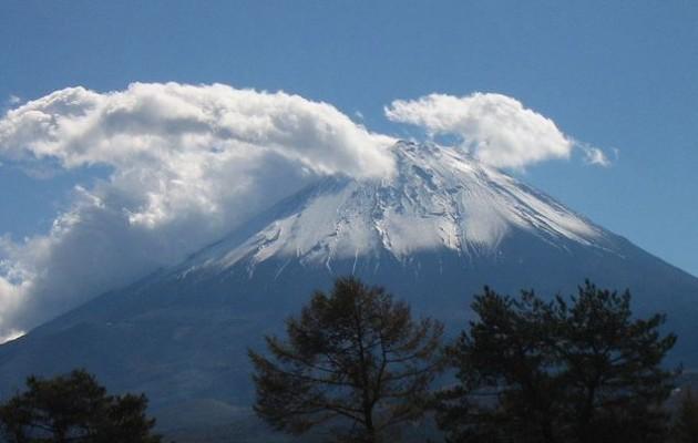 Ιαπωνία: Ο σεισμός φέρνει πιο κοντά στην έκρηξη του ηφαιστείου Φούτζι