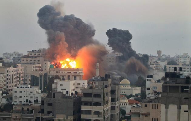 """Τάμι μπεν Χαΐμ: Η Χαμάς χρησιμοποιεί τους άμαχους στη Γάζα ως """"ασπίδες"""""""