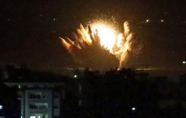 Τρεις ρουκέτες κατά του Ισραήλ από τη Γάζα – Αντίποινα με στόχο τη Χαμάς