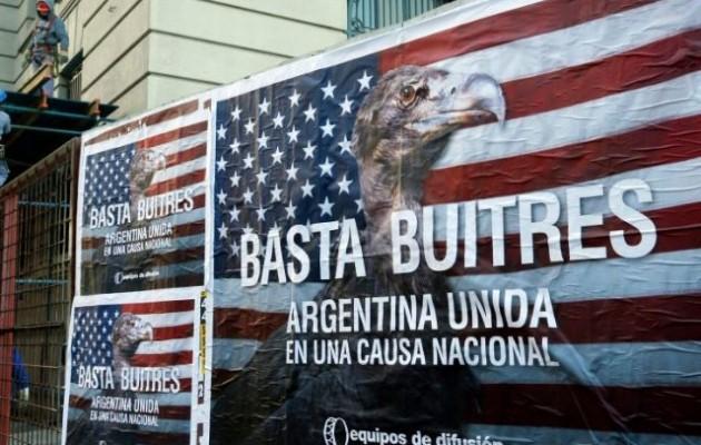 Η Αργεντινή, τα αρπακτικά και το δίκαιο του ισχυρού