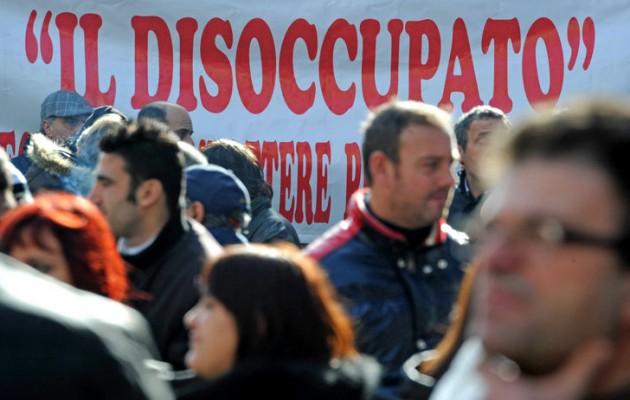 Ένα εκατομμύριο θέσεις εργασίας χάθηκαν στην Ιταλία τα χρόνια της κρίσης