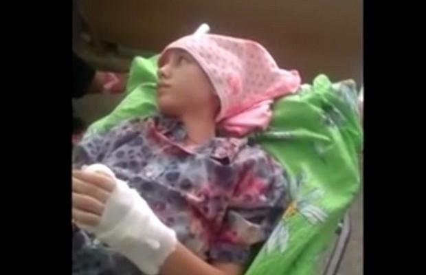 Η Ευρώπη αλληθωρίζει: Για τα παιδιά του Λουγκάντσκ θα ενδιαφερθεί κανείς; (βίντεο)