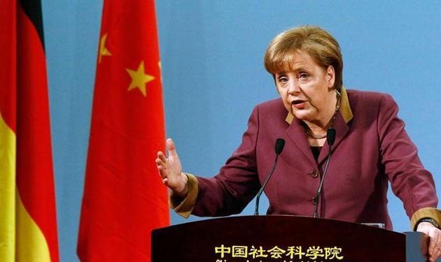 Δήλωση Μέρκελ για τη νέα υπόθεση κατασκοπείας με διπλό πράκτορα