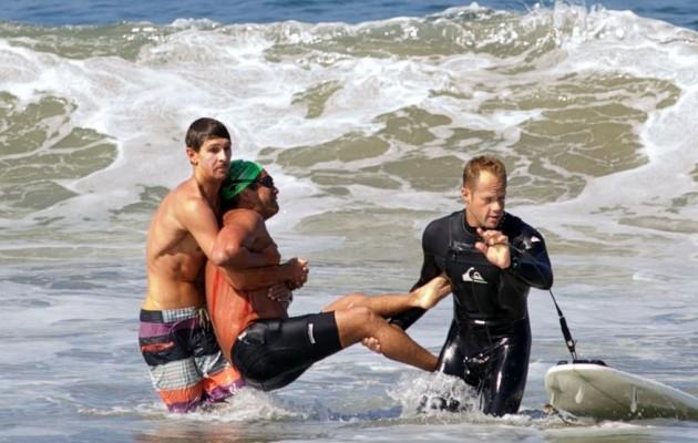 ΗΠΑ: Δείτε το βίντεο με την επίθεση του λευκού καρχαρία σε κολυμβητή