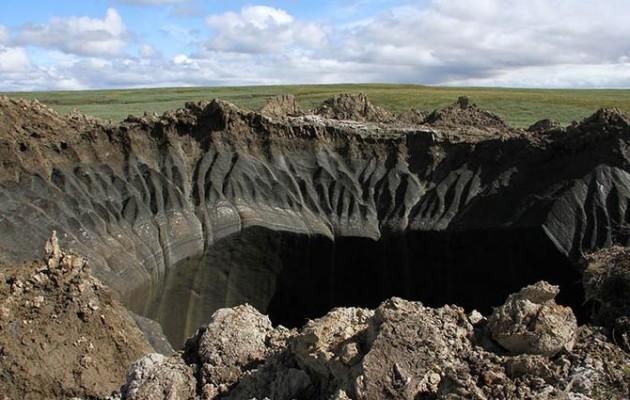 Σιβηρία: Λύθηκε το μυστήριο της… τρύπας – Η πρώτη εικόνα από μέσα (βίντεο)