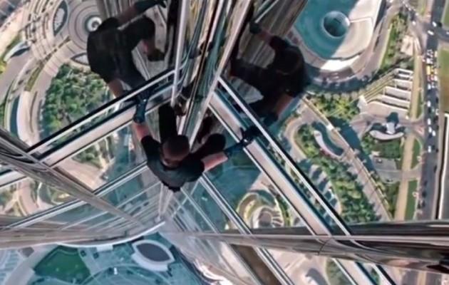Οι δέκα πιο επικίνδυνες σκηνές στον κινηματογράφο (βίντεο)