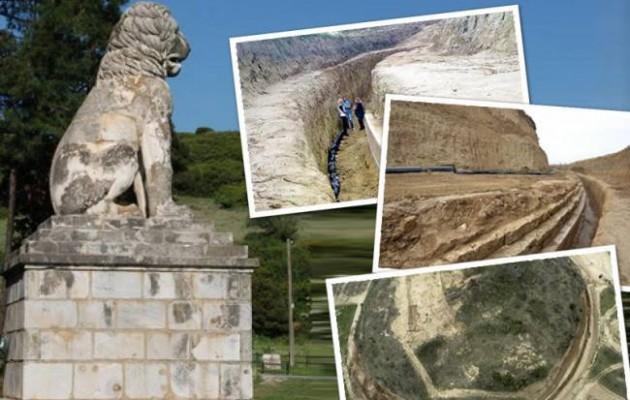 Αμφίπολη: Πανελλήνια αγωνία εάν βρέθηκε ο τάφος του Μεγάλου Αλεξάνδρου