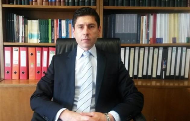 Νέος γενικός γραμματέας του Υπ. Οικονομικών ο Τάσος Αναστασάτος