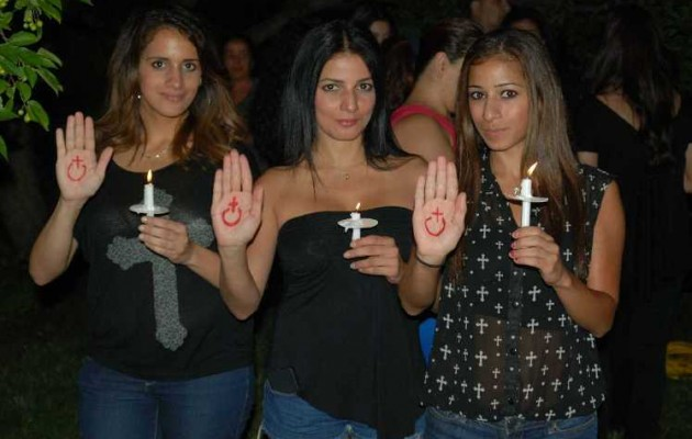 Οι Ασσύριοι των ΗΠΑ πένθησαν τους νεκρούς τους