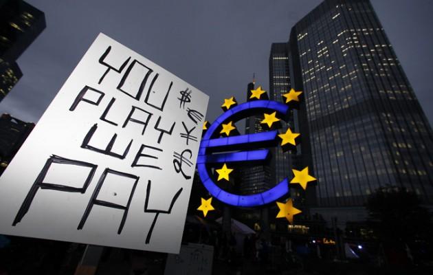 Ευρώ: Μια Διαρκής Άσκηση Παράνοιας