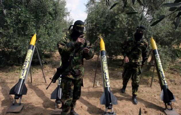Τζιχαντιστές από τη Γάζα έριξαν ρουκέτες στο Ισραήλ