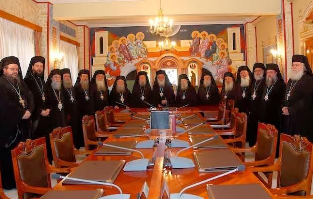 Σύγκληση της Ιεράς Συνόδου την Δευτέρα για το εκ νέου κλείσιμο των εκκλησιών