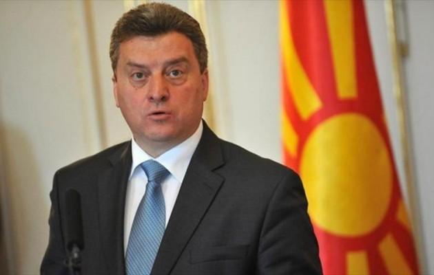 """Ξεσάλωσε ο Σκοπιανός Πρόεδρος με τις πλάτες της Μέρκελ και ζητά """"αναγνώριση""""!"""