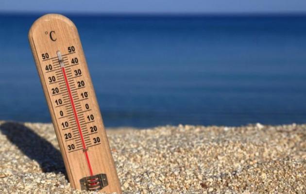 Έρχεται νέο κύμα καύσωνα: Τριήμερο με 40άρια