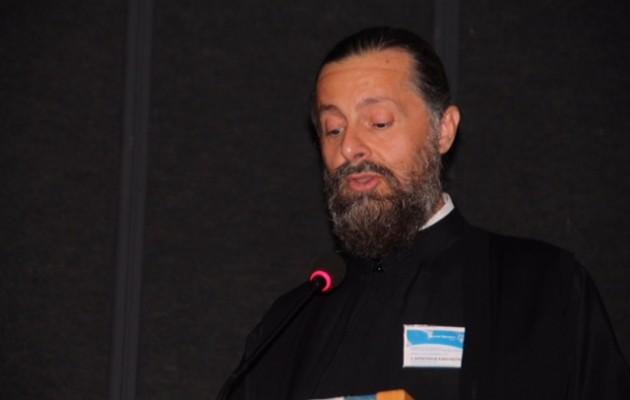 """Αρχιμανδρίτης Απόστολος Καβαλιώτης: """"Ας γίνει ο καθένας από εμάς εθελοντής της ελπίδας"""""""