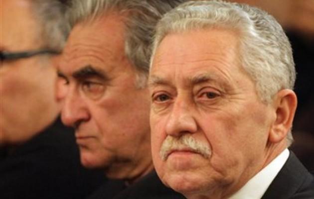 Λυκούδης: Ο Κουβέλης θα ήταν πολύ καλός Πρόεδρος της Δημοκρατίας