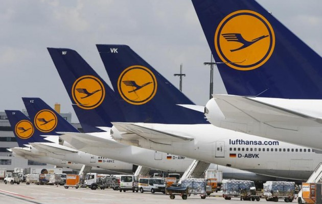 9 δισ. ευρώ θα «ρίξει» η Γερμανία για να σώσει τη Lufthansa