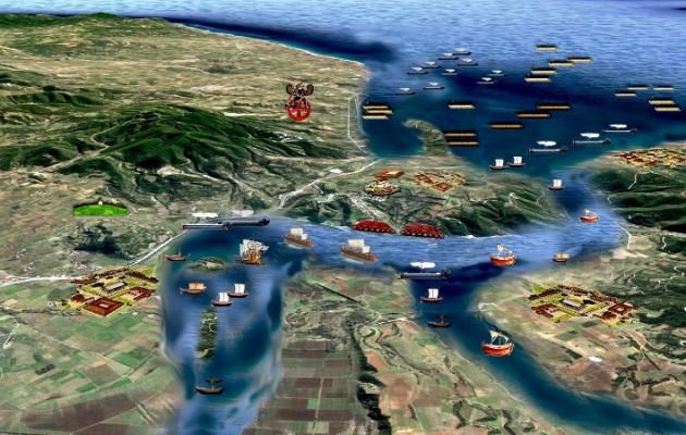 Όταν η Αμφίπολη ήταν λιμάνι του μακεδονικού στόλου