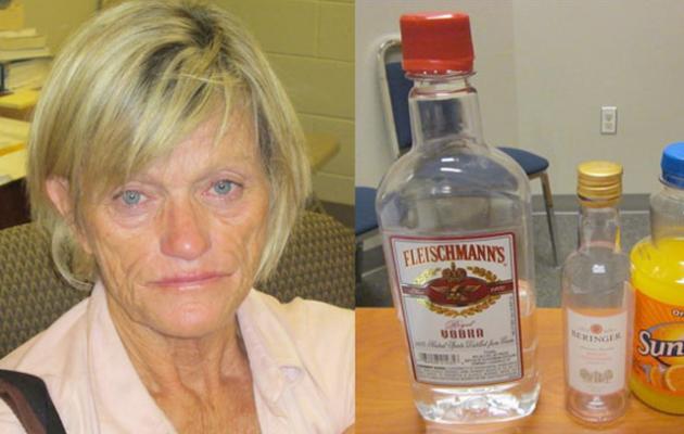 Μεθυσμένη καθηγήτρια συνέχιζε να πίνει στην… τάξη