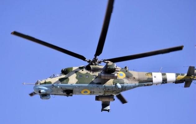 Οι αντάρτες κατέρριψαν ουκρανικό ελικόπτερο Mi-24