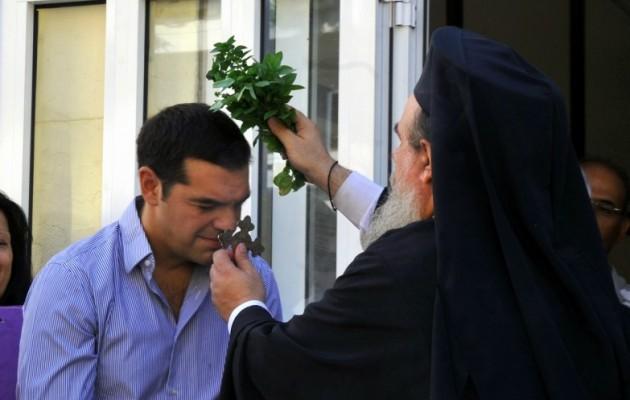 Ο Τσίπρας, η Εκκλησία και ο ανολοκλήρωτος Διαφωτισμός