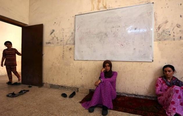 """Τα """"μοχθηρά σχέδια"""" των τζιχαντιστών για τις γυναίκες των Γιαζίντι"""