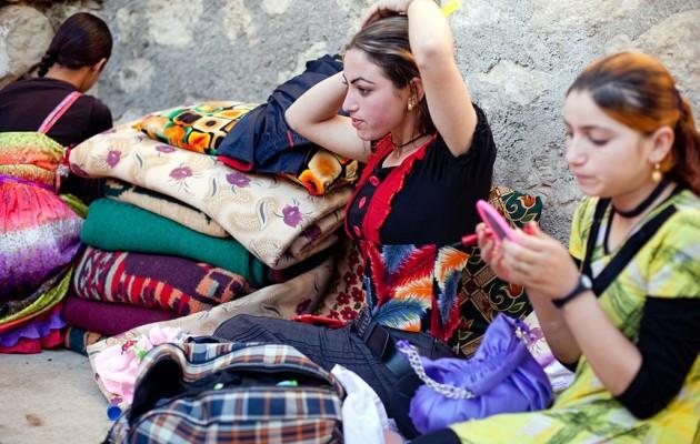 700 γυναίκες των Γιαζίντι σκλάβες των τζιχαντιστών