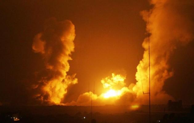 Οι Αμερικανοί έριξαν δύο βόμβες στους πολιορκητές της Κομπάνι