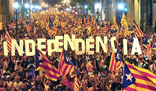 ΣΟΚ στην Ευρώπη: Η Καταλονία ανακήρυξε την ανεξαρτησία της