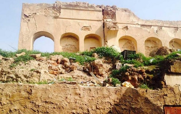 Ισλαμικό Κράτος: Κατέστρεψαν την αρχαιότερη εκκλησία των Ασσυρίων (βίντεο)