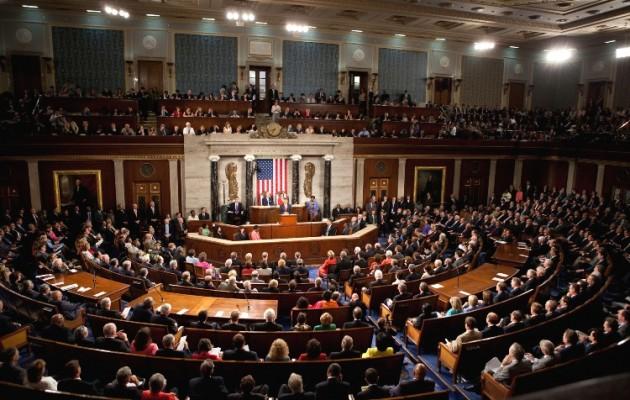 Με 354 υπέρ και 60 κατά η αμερικανική Βουλή καταδίκασε την απόφαση Τραμπ για αποχώρηση από τη Συρία