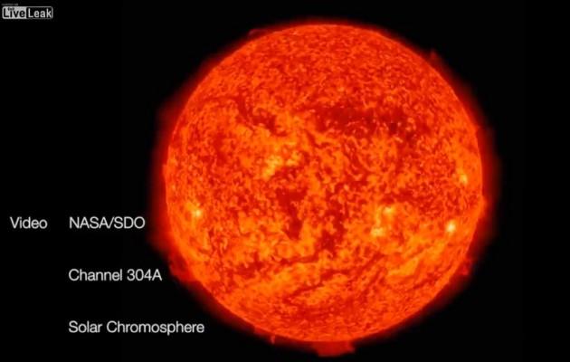 Εκπληκτικό: Ακούστε τον ήχο του Ήλιου (βίντεο)