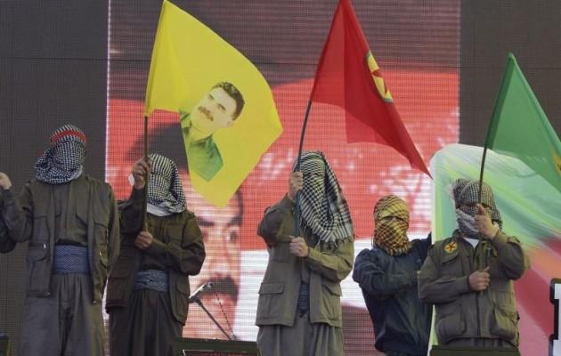Ξεκινάμε πόλεμο με την Τουρκία δηλώνει ο στρατιωτικός διοικητής του PKK