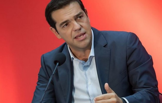 Τσίπρας: Η δημοκρατία δεν εκβιάζεται – Παρελθόν η κυβέρνηση Σαμαρά