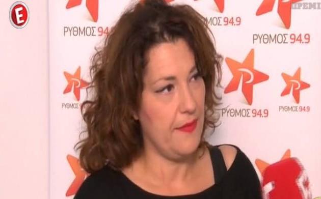 Η Κατερίνα Ζαρίφη μίλησε για τον θάνατο του πατέρα της (βίντεο)