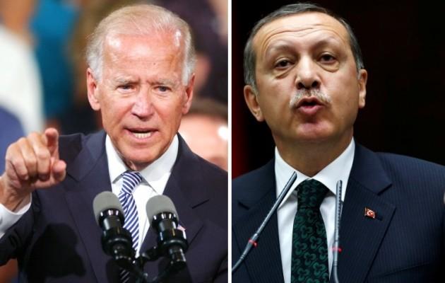 Τηλεφωνική επικοινωνία Μπάιντεν με Ερντογάν – Αναγνωρίζεται η Γενοκτονία των Αρμενίων;