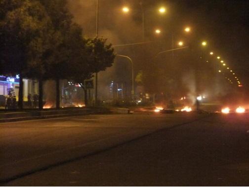Diyarbakır-night