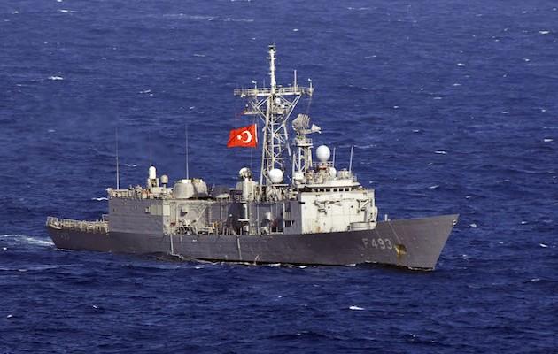 Η Τουρκία στέλνει τρία σκάφη στο σημείο του περιστατικού με το Ελληνικό Λιμενικό