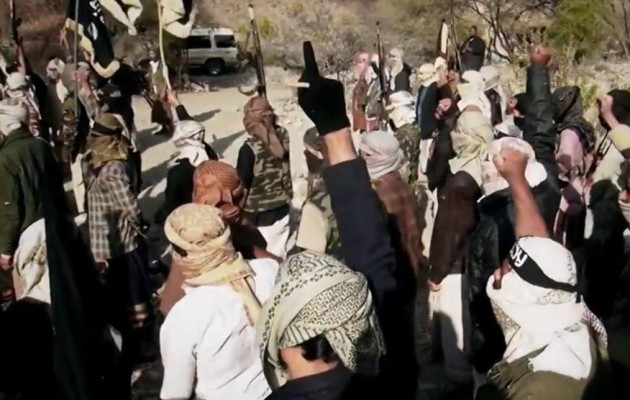 Ο Λαβρόφ κατηγόρησε τις ΗΠΑ ότι προστατεύουν την Αλ Κάιντα