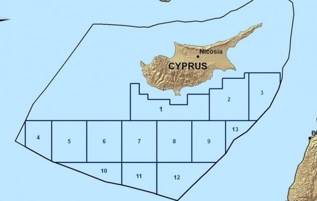 Ερευνητική γεώτρηση στο Οικόπεδο 8 της κυπριακής ΑΟΖ θέλει να κάνει η TOTAL
